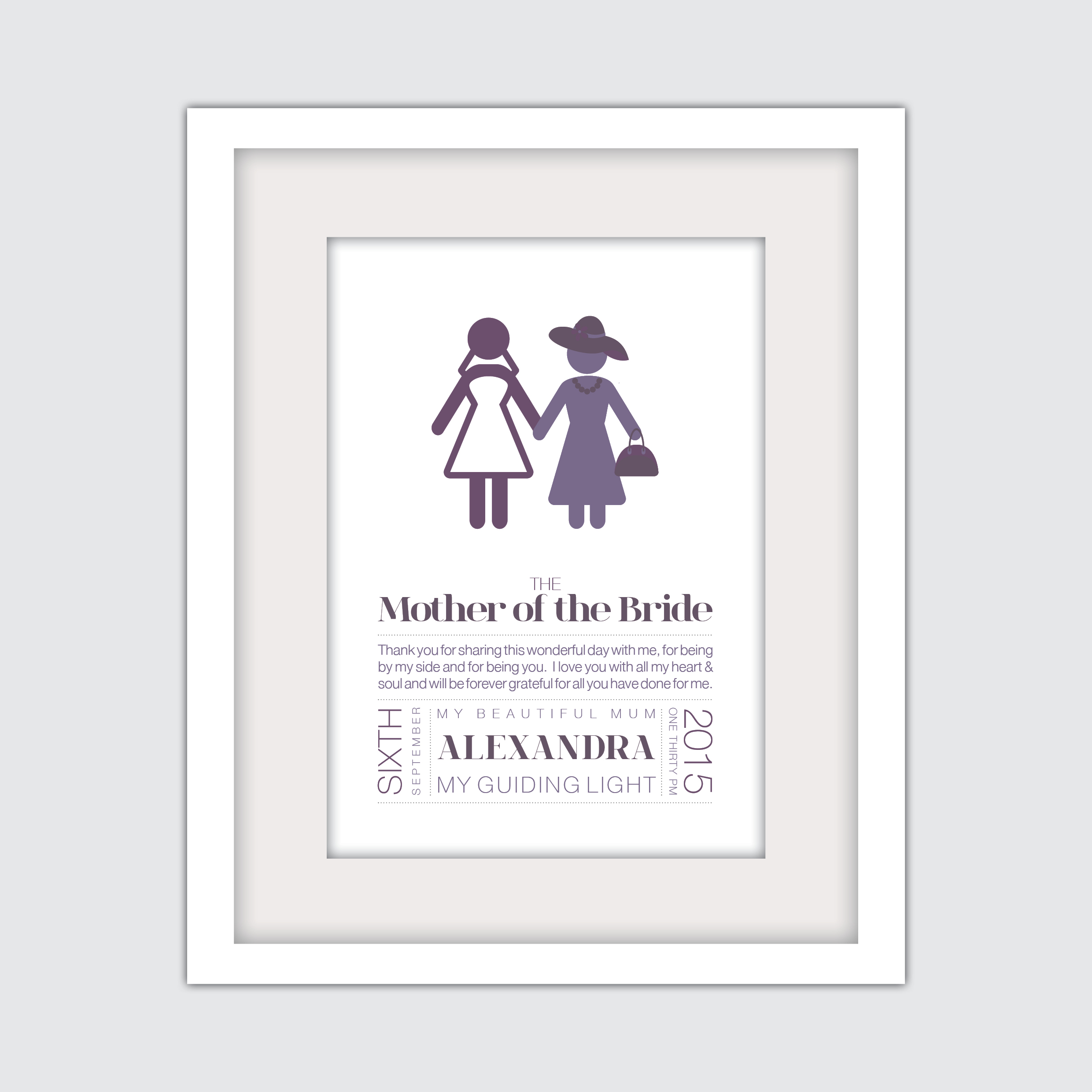 Mother Of The Bride Gifts: Mother Of The Bride